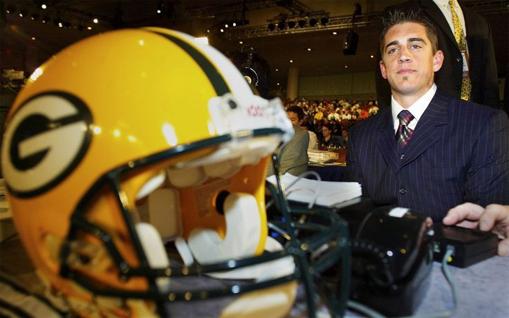Green-room nightmare: Inside Aaron Rodgers' draft-day fall #FansnStars