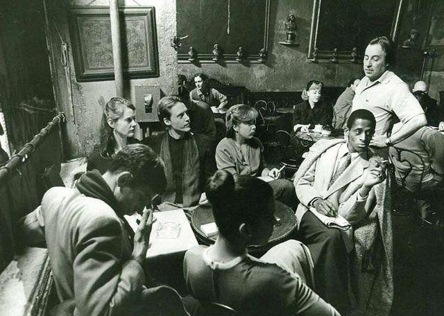 NYC Coffee Shop - Cafe Reggio 1975