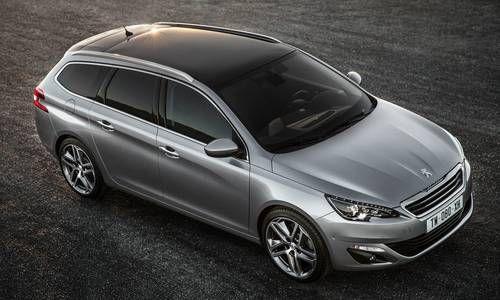 #Peugeot #308SW. Design racé et aux dimensions généreuses, il répond aux valeurs fondamentales du break.