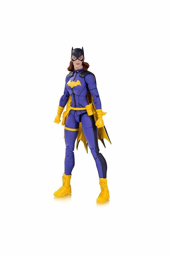 Dc Collectibles Dc Essentials Batgirl 7 Action Figure Toys For