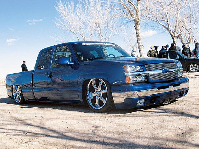 Dropped Chevy Trucks | Resolutions Dropped Chevrolet Truck Photo 8