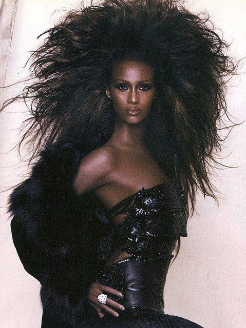Iman Abdulmajid, Beautiful & Stunning