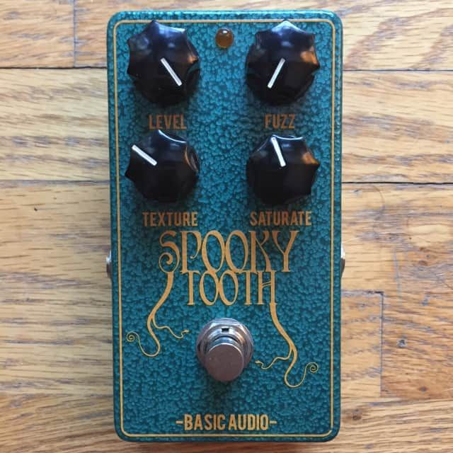 Basic Audio Spooky Tooth