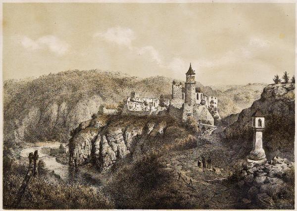 Zvíkov (1864)