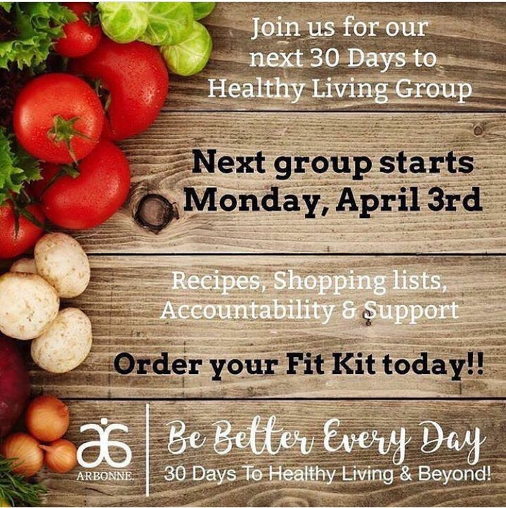 People LOVE Arbonne's 30 Days to Healthy Living program! It's not a diet, it's a lifestyle. The side effects?...no more brain fog, more energy, clearer skin, better sleep, weight loss, and more! Comes out to about $9/day for the 30 days. Ask yourself how much you spend on Starbucks, sodas, fast food everyday. Our clean eating program replaces those expenses. #cleaneating #eatclean #detox #weightloss #glutenfree #nutrition #healthyliving #arbonne