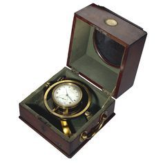 #91: Ship's Chronometer from HMS Beagle