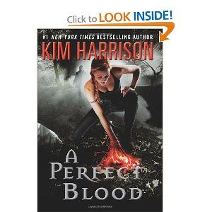 Just finished reading it last night. Love this series! =D For those who haven't started on Kim Harrison, I think the first book is titled Dead Witch Walking.
