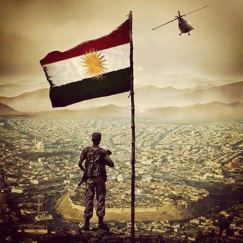 Kurdistan Flag | Peshmerga | Kurdistan | Kurdish Webshop