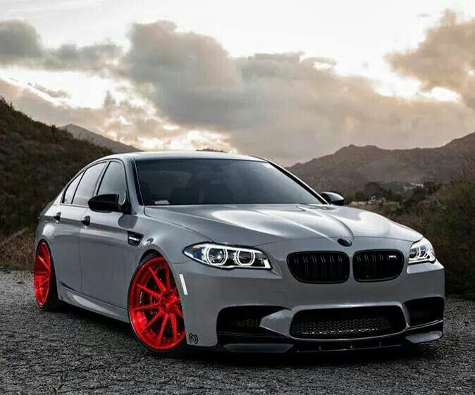 BMW Performance Driving School >> BMW F10 M5 grey on ADV.1 wheels | My Favorite Car | Bmw m5 f10, Bmw m5, Cars