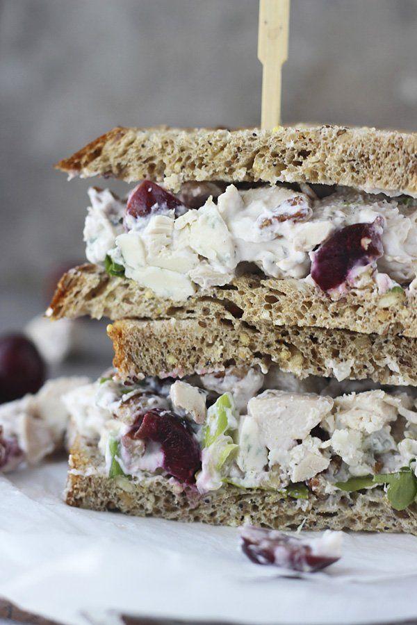 Add These Special Ingredients to Chicken Salad For a Stellar Sandwich