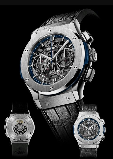 HUBLOT WATCHE´s Hublot's path to manufacture status was an unusual one. In 2007, three years after becoming the brand's CEO, Jean-Claude Biver decided.
