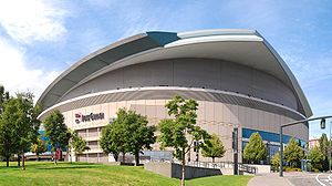 Moda Center (formerly Rose Quarter) - Portland, Oregon - Portland Trail Blazers