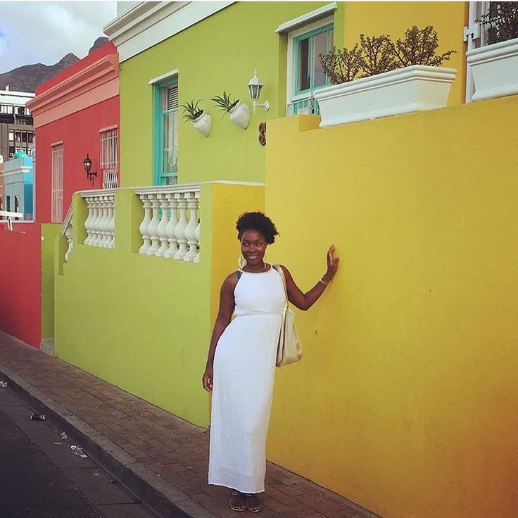 Bokaap, Cape Town w/ @amy.traveller | #visiterlAfrique #Travel #africa #Afrique #MeetSouthAfrica