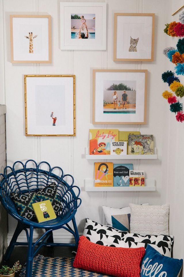 Reading Nook for little ones