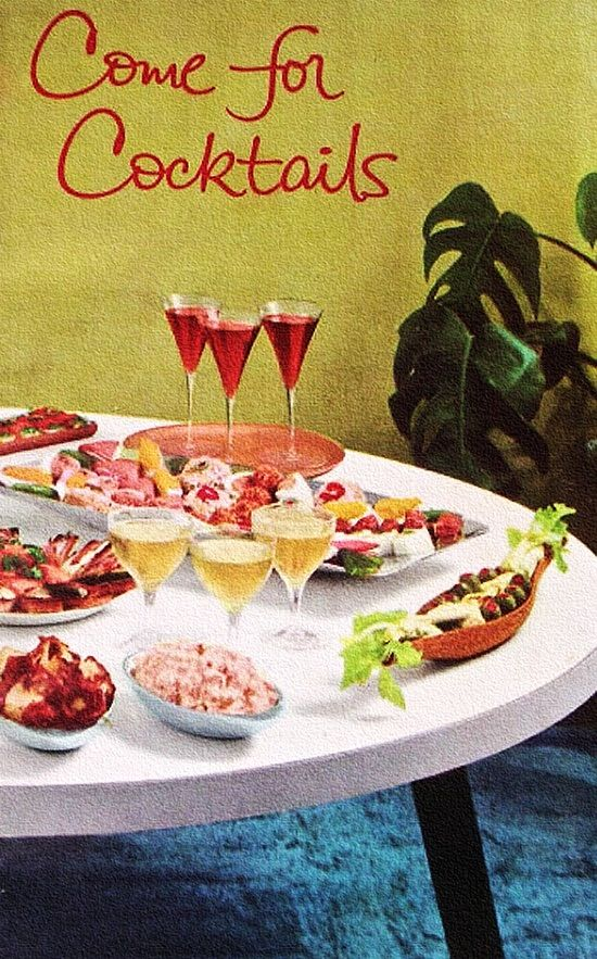 Come For Cocktails. A leaflet of recipes brought to you by the Taylor ...