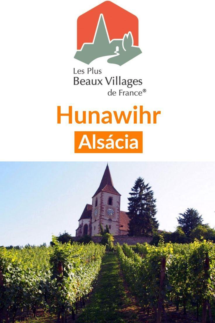 #Hunawihr na #Alsácia, uma das mais belas vilas da #França