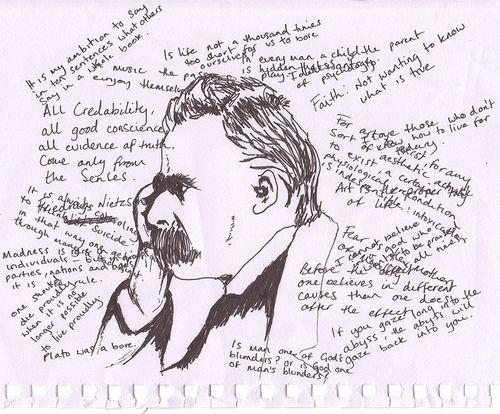 Nella solitudine il solitario divora se stesso. Nella moltitudine lo divorano i molti. Ora scegli.  Friederich Nietzsche