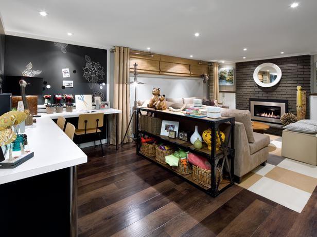 candice olson basement design i like this - Basement Designer