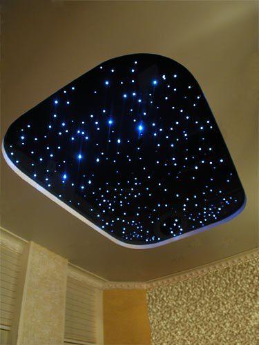 Sternenhimmel Komplett-Sets MINI bis 130 Lichtfasern