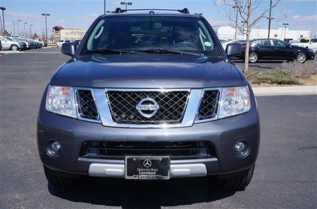 2011 Nissan Pathfinder LE 4x4 LE 4dr SUV SUV 4 Doors Dark Slate for sale in Loveland, CO Source: http://www.usedcarsgroup.com/used-nissan-pathfinder-for-sale