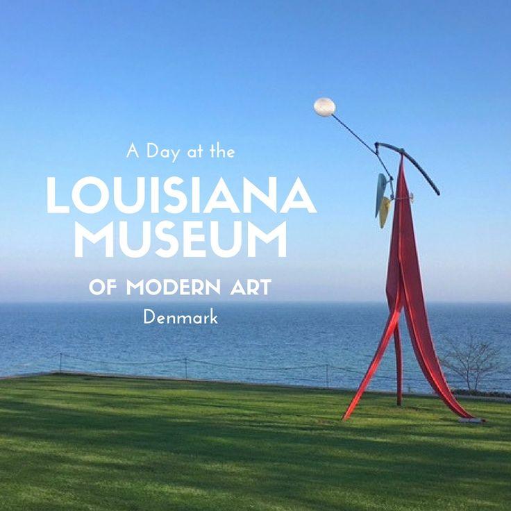 Louisiana Denmark Map%0A A day at the Louisiana Museum Of Modern Art in Denmark   louisianamuseum   louisiana