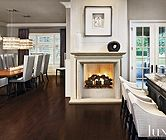Glamorous Dining | Dining Rooms | LUXE Source