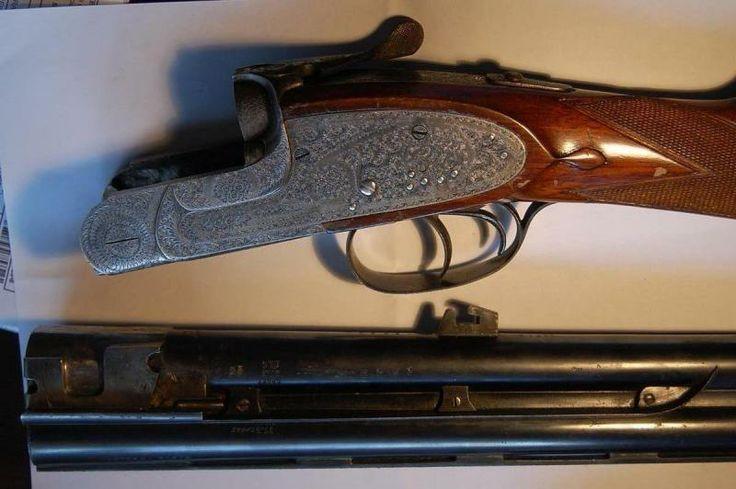Escopeta superpuesta Victor Sarasqueta
