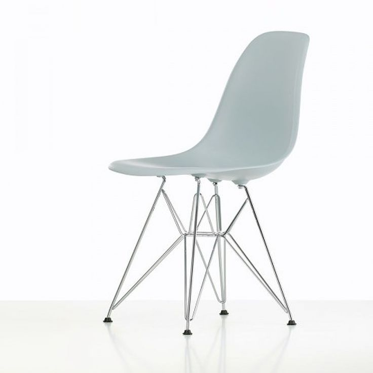 original eames plastic side chair dsr von vitra bei ikarus. Black Bedroom Furniture Sets. Home Design Ideas