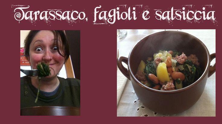 LIMITIAMOiDANNI_11. Tarassaco, salsiccia e fagioli