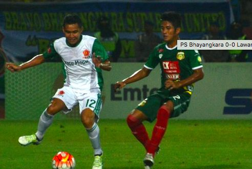 PS Bhayangkara 0-0 Lawan PS TNI   Persatuan Sepak Bola Bhayangkara Official Website