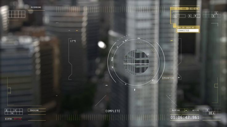Continuum - Travis HUD » [Lorcan O'Shanahan]