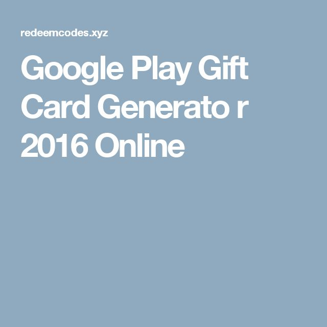 16 best google play gift card images on Pinterest Google play - best of google play