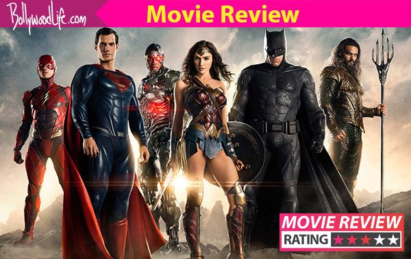 Justice League review: This DC film makes up for the mess that was Batman vs Superman #FansnStars