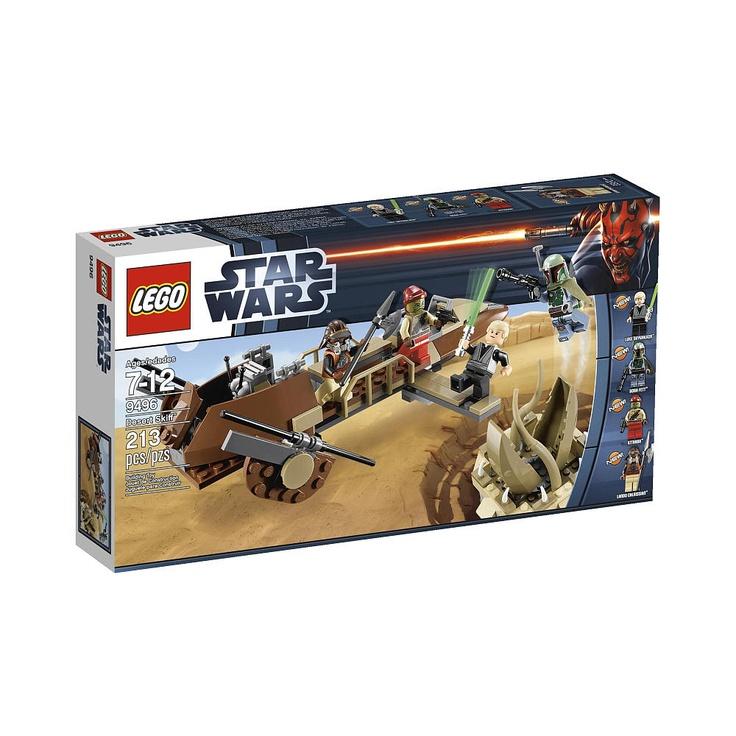 LEGO Star Wars Desert Skiff (9496) - LEGO