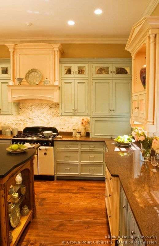 93 Best Images About Two Tone Kitchens On Pinterest