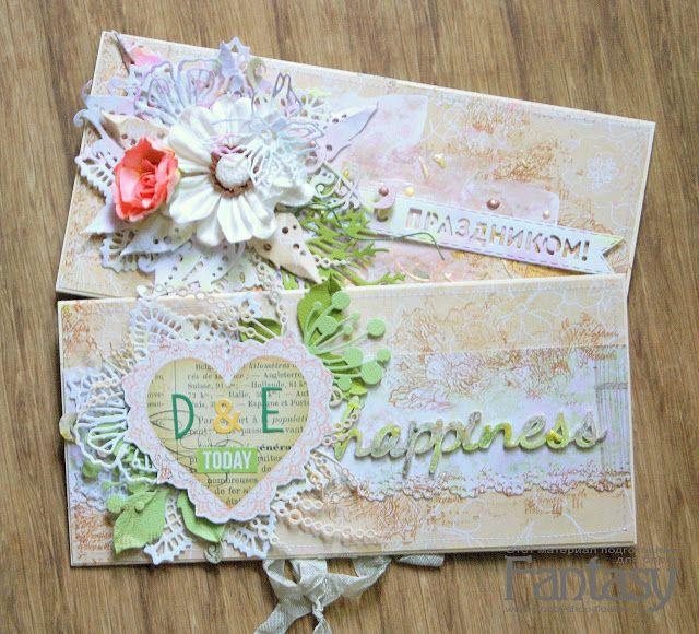 FANTASY: Свадебные конверты Happiness