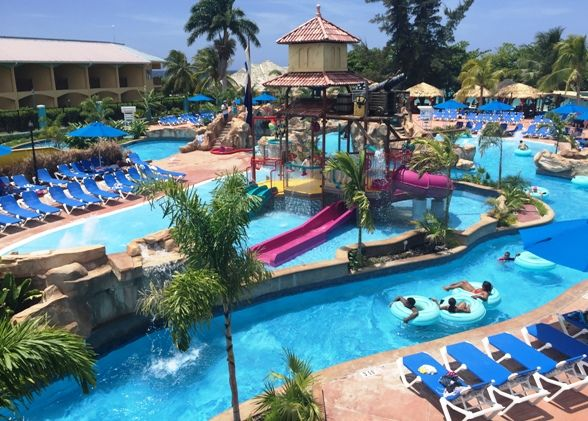 All inclusive Falmouth resort day pass at Jewel Runaway Bay Beach & Water Park