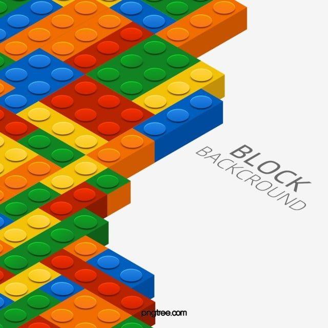 Color Mosaic Building Block Border Blocks Color Splicing Png Transparent Clipart Image And Psd File For Free Download Clip Art Borders Cartoon Clip Art Free Graphic Design