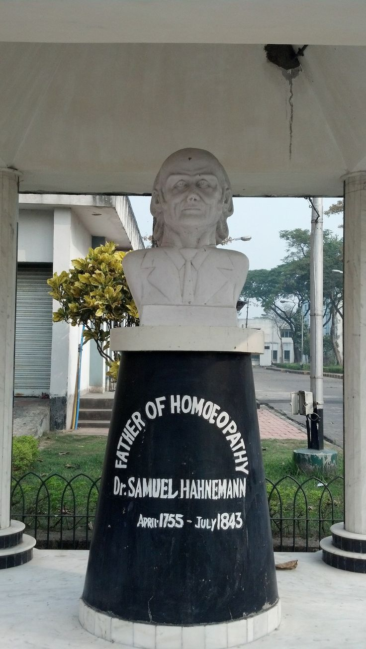 Father of Homeopathy (My mother is a Homeopath ... can't live without her care)