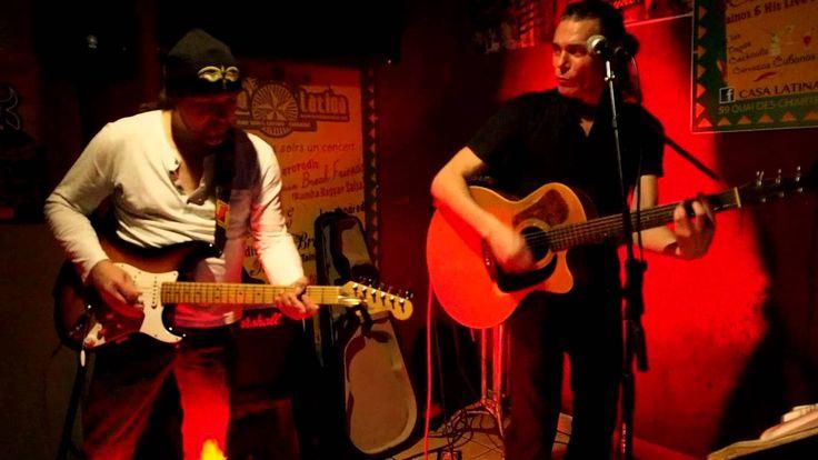 Clandestino Manu Chao &  by Alban Public & Bob de Bourg Casa Latina (Bor...  Clandestino Manu Chao &  by Alban Public & Bob de Bourg Casa Latina #Bordeaux http://youtu.be/Gj8AVLbew-0 #bar #ambiance #discothèque #concert #tapas #mojito #live