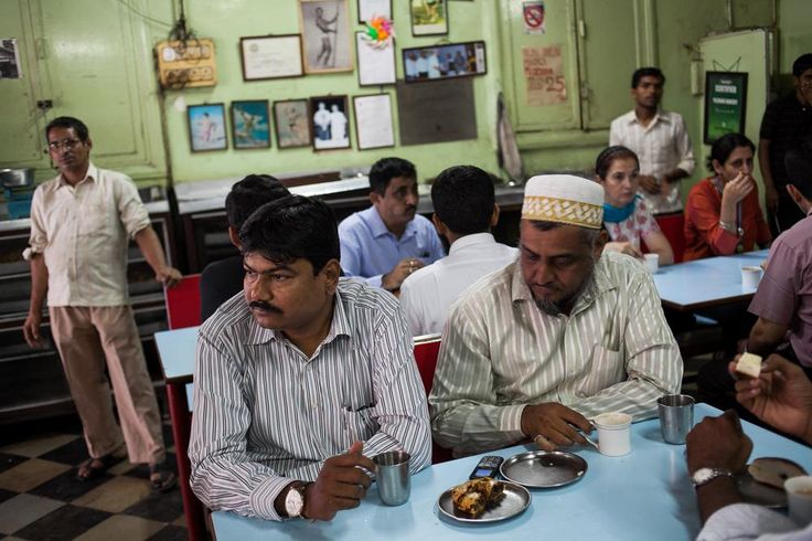 In Pictures: Mumbai's dying Irani cafes - In Pictures - Al Jazeera English