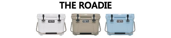 Camping Ice Boxes and Coolers 181382: New! Yeti Roadie 20Qt Cooler Hardside Ice Chest Tan/White/Blue Choose Your Color -> BUY IT NOW ONLY: $239 on eBay!