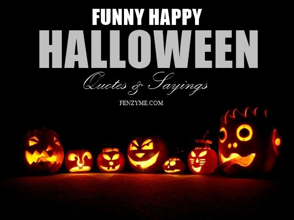 Happy Halloween Quotes And Sayings: 17 Best Images About Festive Blast On Pinterest