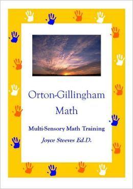 Orton-Gillingham Math