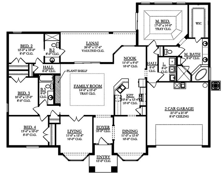 19 Best House Plans 2000 2800 Sq Ft Images On Pinterest