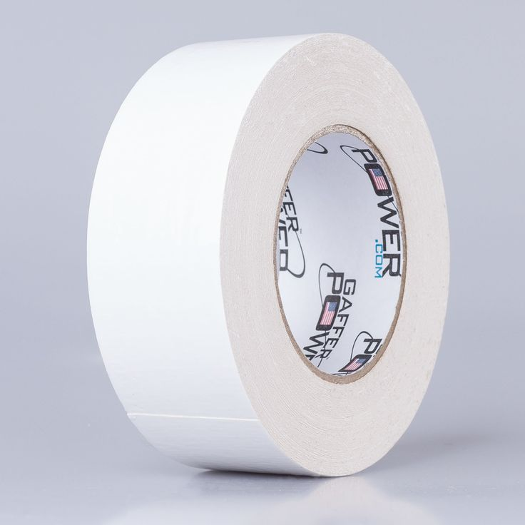Gaffer Power Double Sided Tape - 2 Inch x 20 Yards