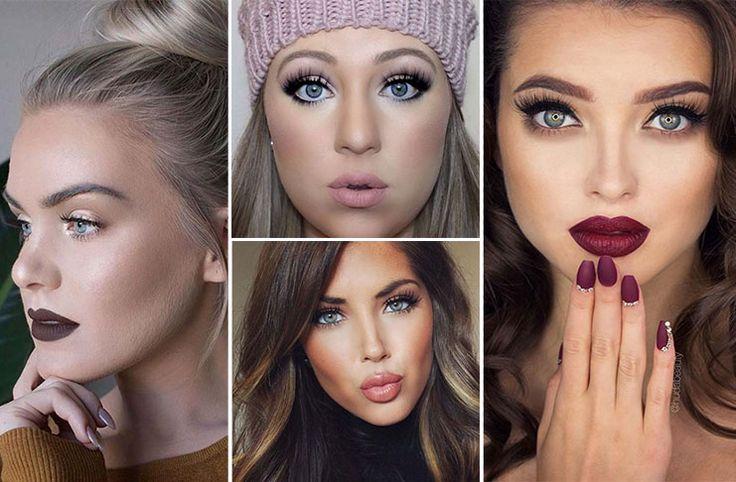 Ο πρώτος μήνας του χρόνου ξεκίνησε και ήρθε η ώρα να δείτε 31 εντυπωσιακά μακιγιάζ για να δοκιμάσετε τον Ιανουάριο 2017 και να πάρετε ιδέες!