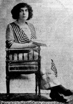 CVC. Delmira Agustini. Cronología