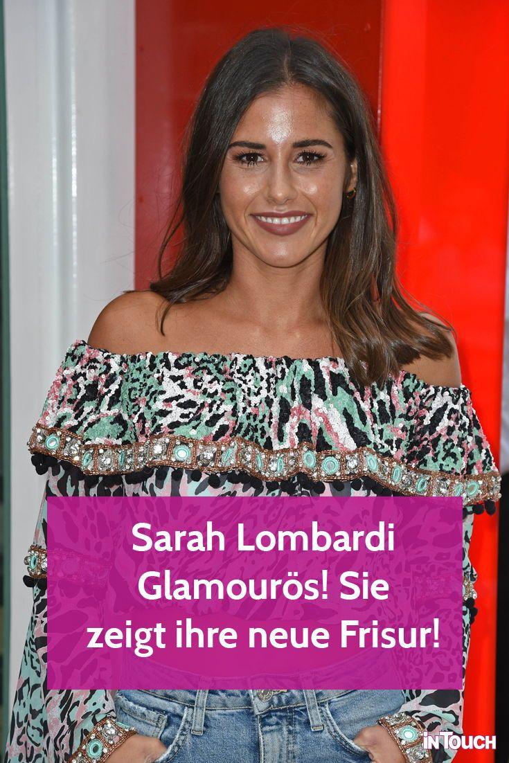 Haar Knaller Sarah Lombardi Uberrascht Mit Einer Neuen Frisur Sarahlombardi Vorhernachher Frisur Haare Stars Prom Neue Frisuren Sarah Lombardi Frisuren
