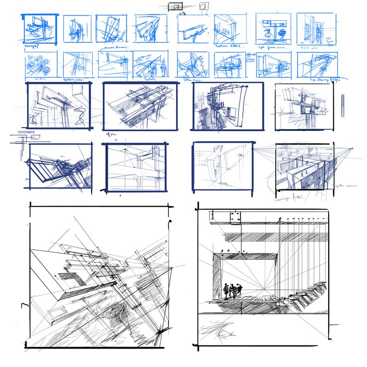 Architecture Design Drawing Techniques 46 best perspective drawings images on pinterest | perspective